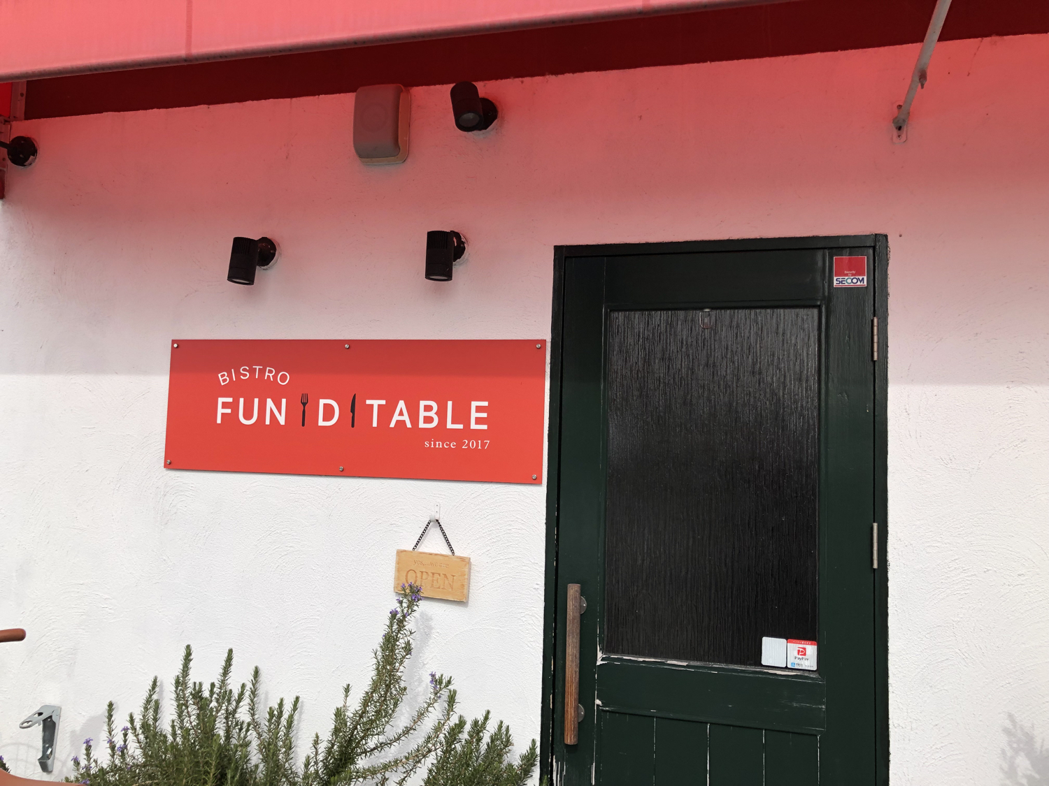 FUN D TABLE